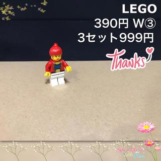 Lego - LEGO ミニフィグ W③ スタジオ ウーマン 女の子 ポニーテール