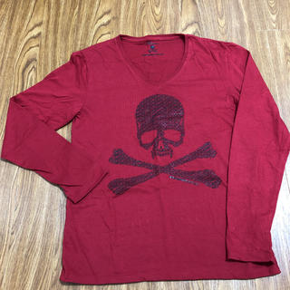 セマンティックデザイン(semantic design)のロンT 秋冬 赤(Tシャツ/カットソー(七分/長袖))