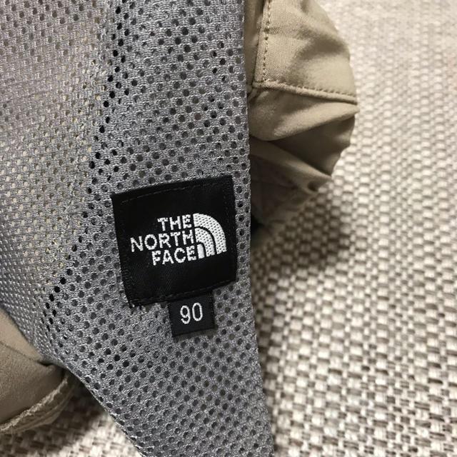 THE NORTH FACE(ザノースフェイス)のノースフェイス パンツ ベビーキッズ キッズ/ベビー/マタニティのキッズ服男の子用(90cm~)(パンツ/スパッツ)の商品写真