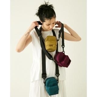 エンフォルド(ENFOLD)のnagonstans/mini shoulder bag(ショルダーバッグ)