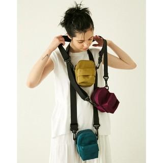 ENFOLD - nagonstans/mini shoulder bag