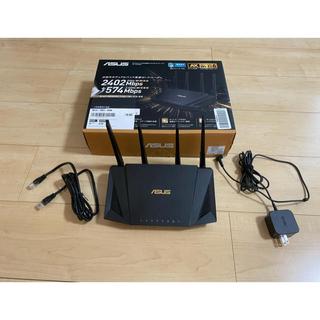 エイスース(ASUS)のASUS RT-AX3000(PC周辺機器)