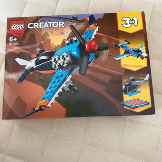 Lego - レゴLEGO  プロペラ飛行機 31099