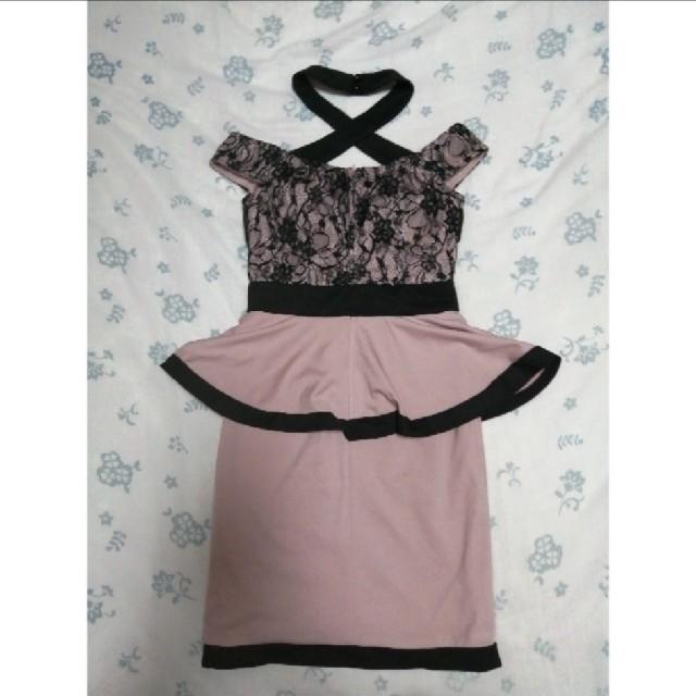 dazzy store(デイジーストア)の未使用美品💕キャバドレス💕Sサイズ💕 レディースのフォーマル/ドレス(ミニドレス)の商品写真