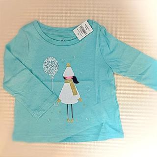 ベビーギャップ(babyGAP)のbabygap 長袖Tシャツ(Tシャツ)