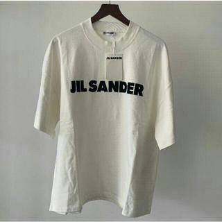 ジルサンダー(Jil Sander)の【新品】JIL SANDER オーバーサイズ Tシャツ  Sサイズ(Tシャツ/カットソー(半袖/袖なし))