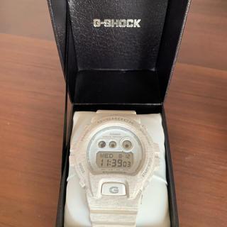 ジーショック(G-SHOCK)のG-SHOCK ホワイト(腕時計(デジタル))