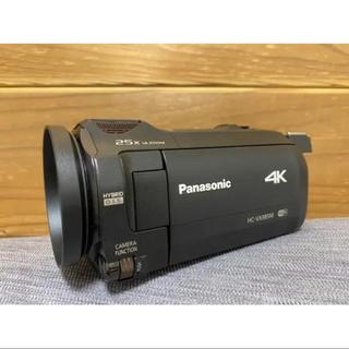 Panasonic - ☆パナソニック 4K ビデオカメラ VX985M ブラック☆
