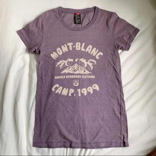 ダブルスタンダードクロージング(DOUBLE STANDARD CLOTHING)のダブルスタンダード クロージング  Tシャツ ダブスタ(Tシャツ(半袖/袖なし))