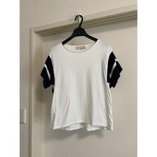 ジユウク(自由区)の自由区のトップス(Tシャツ(半袖/袖なし))