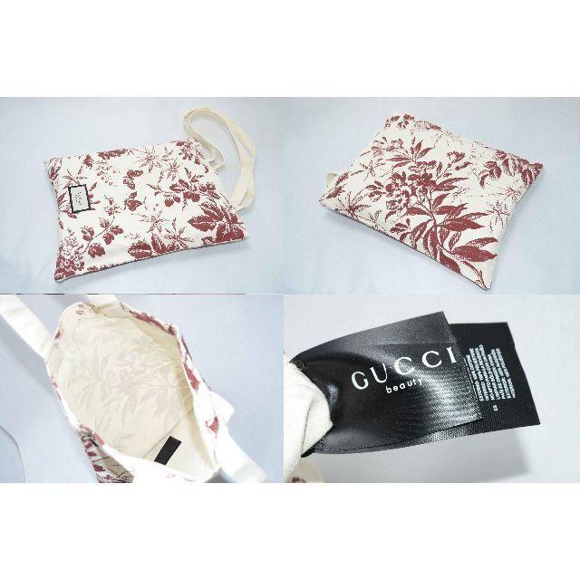 Gucci(グッチ)のcrd 新品未使用本物 GUCCI グッチ ノベルティトートバッグ レディースのバッグ(トートバッグ)の商品写真