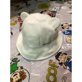 コムサイズム(COMME CA ISM)のコムサ 帽子(帽子)