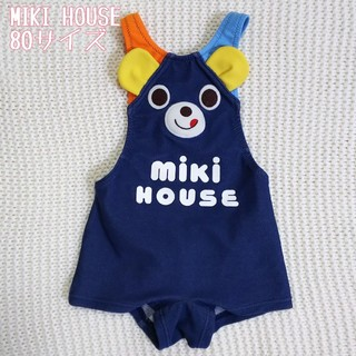 ミキハウス(mikihouse)のMIKIHOUSE(ミキハウス)★グレコ 80サイズ 水着(水着)