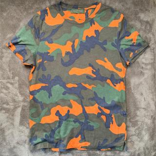 ヴァレンティノ(VALENTINO)のVALENTINO ヴァレンティノ Tシャツ カモフラ 迷彩(Tシャツ/カットソー(半袖/袖なし))