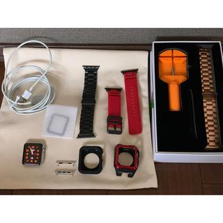 アップルウォッチ(Apple Watch)の初代 apple watch 38mm(腕時計(デジタル))