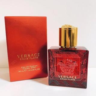 ヴェルサーチ(VERSACE)のヴェルサーチ エロス フレイム EDP 30ml(香水(男性用))