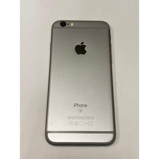 アップル(Apple)のiPhone6s スペースグレイ 16GB(スマートフォン本体)