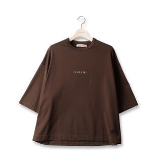 STUDIOUS - CULLNI 20SS ロゴビッグTシャツ