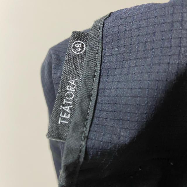 1LDK SELECT(ワンエルディーケーセレクト)の専用品 teatora ハーフパンツ size48 メンズのパンツ(ショートパンツ)の商品写真