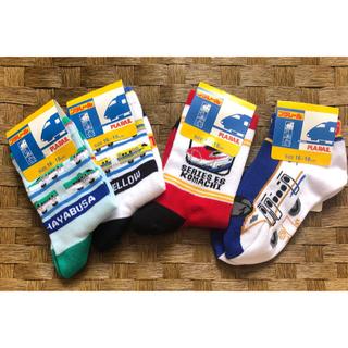 タカラトミー(Takara Tomy)のプラレール 靴下 4足セット(靴下/タイツ)