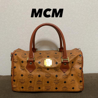 MCM - MCM ハンドバッグ ボストンバック