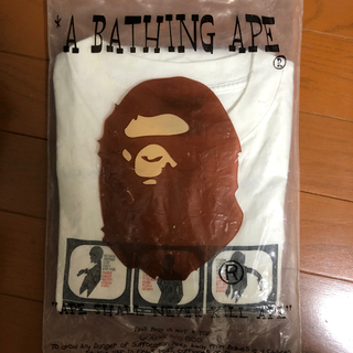 アベイシングエイプ(A BATHING APE)のa bathing ape × futura james vs nigo  (Tシャツ/カットソー(半袖/袖なし))