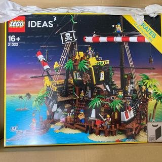 Lego - アイデア 赤ひげ船長の海賊島 21322
