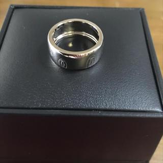カルティエ(Cartier)のカルティエ ハッピーバースデー LM リング(リング(指輪))