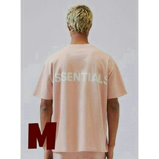 FEAR OF GOD - FOG Essentials Boxy T-Shirt リフレクティブ M