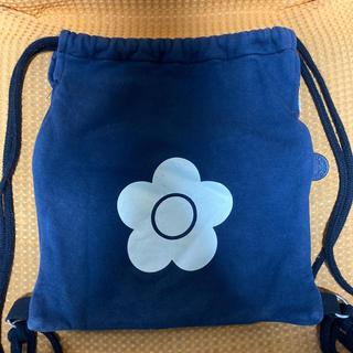 マリークワント(MARY QUANT)のマリークワント 巾着袋(リュック/バックパック)