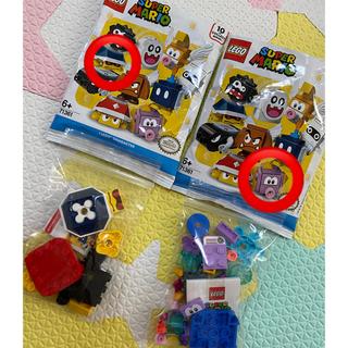 Lego - LEGOマリオ キャラクターパック 2個