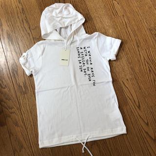 コムサイズム(COMME CA ISM)の新品 コムサイズム トップス 110cm(Tシャツ/カットソー)