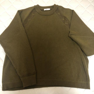 1LDK SELECT - 19AW YASHIKI Tasukigake Knit