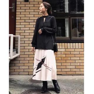 Ameri VINTAGE - 送料込⭐️ Ameri MOTTY COLLAB DRESS 完売ワンピ 美品