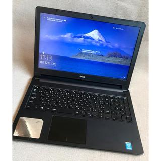 DELL - ノートパソコン 15.4インチDELL vostro15-3000(3558)