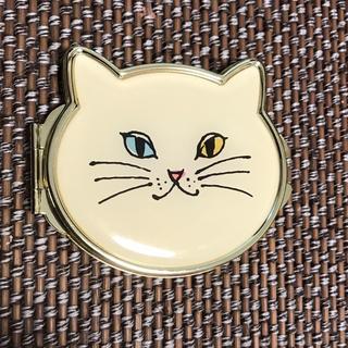 フランフラン(Francfranc)の猫 コンパクトミラー(ミラー)