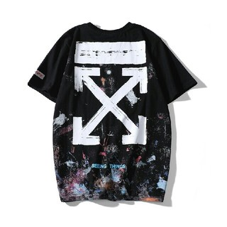 OFF-WHITE - OW36 と OFF-WHITE Tシャツ