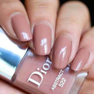 Dior - 大人気廃盤品 限定色 Christian Dior ディオール ヴェルニ 522