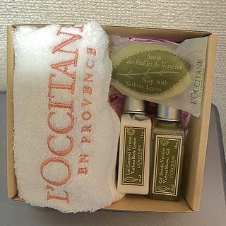L'OCCITANE - 【新品】ロクシタン ギフト L'OCCITANEのギフトセット バーベナ