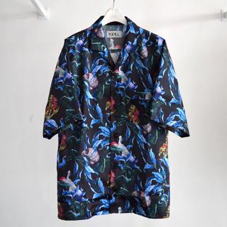 COMME des GARCONS - kidill バタリアン アロハシャツ aloha shirt