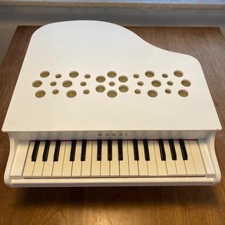 カワイ ミニピアノ P-32 ホワイト