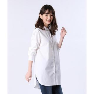 PLST - 新品☆PLST コットン チュニック シャツ M☆セオリー ナノユニバース