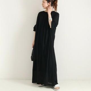 FRAMeWORK - FRAMeWORK Black back open dress 36