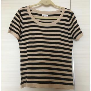 ロペピクニック(Rope' Picnic)のボーダーカットソー(Tシャツ/カットソー(半袖/袖なし))