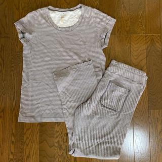 MUJI (無印良品) - 無印良品 夏用半袖 ルームウェア パジャマ