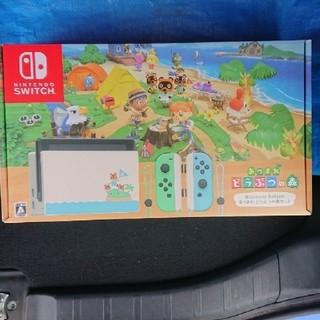 Nintendo Switch - Nintendo Switch あつまれどうぶつの森 セット