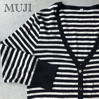 ムジルシリョウヒン(MUJI (無印良品))の無印良品 7分丈カーディガン(カーディガン)