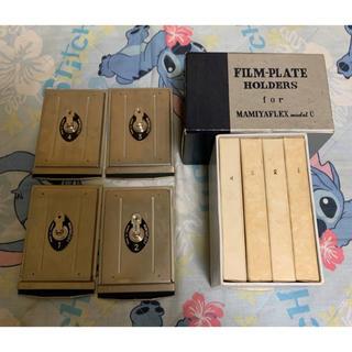 マミヤ(USTMamiya)のセールMamiya マミヤ FILM-PLATE Type C(その他)