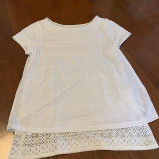 クミキョク(kumikyoku(組曲))のクミキョク s2 Tシャツ リバーシブル(Tシャツ(半袖/袖なし))