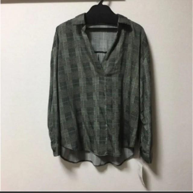 ViS(ヴィス)のvis シャツ  レディースのトップス(シャツ/ブラウス(長袖/七分))の商品写真